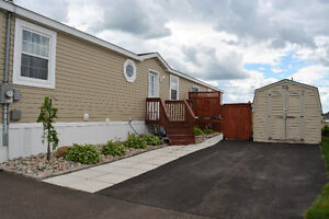 Open House / Visite Libre Mini-home / Oct 1st from 2 to 4