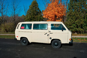 1981 Volkswagen Vanagon *REDUCED PRICE*
