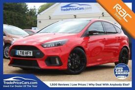 2018 18 FORD FOCUS FOCUS 2.3 RS RED EDITION