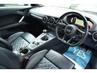 2015 Audi TT 2.0 TDI ultra S line (s/s) 3dr Coupe Diesel Manual