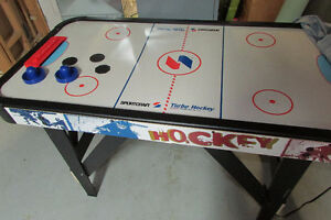 Jeu hockey sur air