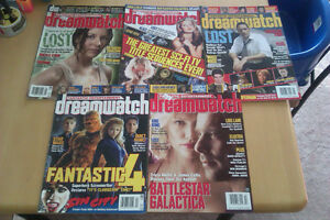 Dream Watch Magazines