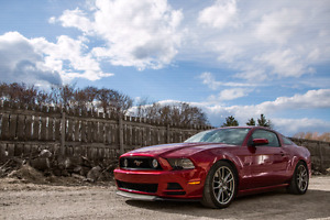 2014 Ford Mustang GT Track package