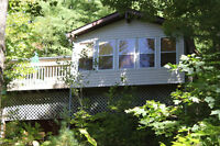 Lakefront Cottage on Quiet Lake
