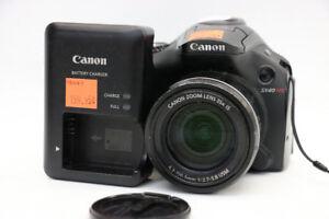 **SAY CHEESE** 12MP Canon PowerShot SX40 HS Camera (#16449)