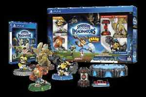 Skylanders Imaginators Crash Edition Starter Pack for PS4