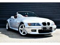 2002 BMW Z3 2.8 Wide Body Roadster Convertible Petrol Automatic