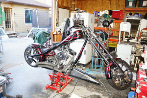 RedNeck Chopper Motocycle 2008 best offer or Trade