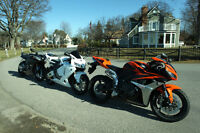 Mint 2008 Honda CBR 600RR - Orange - 14,250 kms