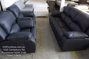BRAND NEW Sofa Lounge Sets Factory End Of Year SALE Clearance Punchbowl Canterbury Area Preview