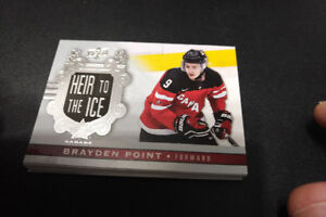 2017-18 UD CTC Team Canada Singles and Inserts for sale/trade
