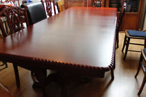 Large Antique Sale of Solid Wood Furniture