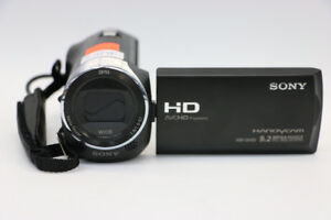 **WOW** Sony HandyCam HDR-CX40 9.2 MP (#16799)