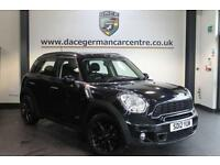 2012 12 MINI COUNTRYMAN 2.0 COOPER ABSOLUTE BLACK SD ALL4 5DR 141 BHP DIESEL