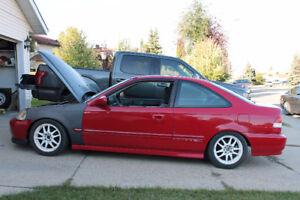 1999 Honda Civic SiR Coupe (2 door)