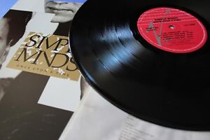 """1985 Simple Minds 12"""" Vinyl Record   (VIEW OTHER ADS) Kitchener / Waterloo Kitchener Area image 6"""
