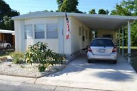 RENOVATED MOBILE HOME IN TAMPA BAY AREA