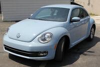 2014 Volkswagen Beetle Comfortline Coupe (2 door) LOW KMS!