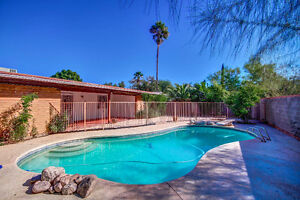 OPEN HOUSE TODAYNortheast Tucson Home W/ Guest Quarters & Pool!!