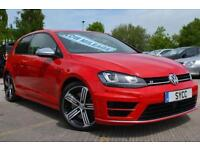 2016 Volkswagen Golf 2.0 TSI R 3dr 3 door Hatchback