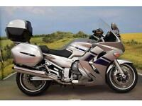 Yamaha FJR1300 **Panniers, Top Box, Shaft Drive**
