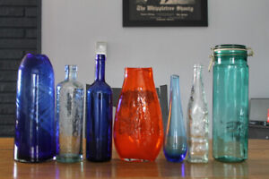 VASES *COLLECTION OF 7*