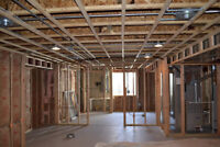 Need More Room?  Finish your basement
