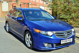 Honda Accord 2.2i-DTEC ES GT 2008, FULL S/HISTORY, OCT MOT, 3 OWNER,