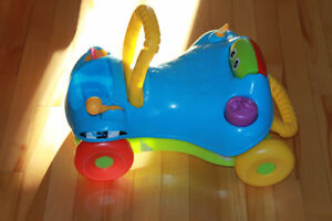 Baby toys 0 - 3 years, used, clean