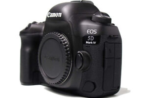 mint canon 5D mark IV, 5d mark 4 body for sale, barely used
