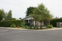 Maison rénovée, type bungalow près des services.