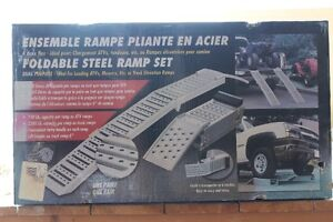 foldable ramp set