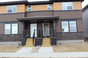 New Townhouse with 3 bdrm for rent at Harbour Landing area