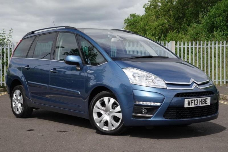 citroen c4 grand picasso grand platinum hdi diesel manual 2013 13 in exeter devon gumtree. Black Bedroom Furniture Sets. Home Design Ideas