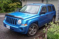 2008 Jeep Patriot SUV, 4x4 E-Tested