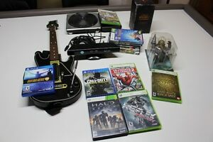 Various Game and Gaming collectible items. PS4 Xbox360 PC