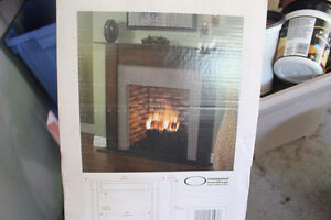 FIREPLACE MANTEL SURROUND-New in Box