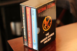 Hunger Games Trilogy -- Mint Condition
