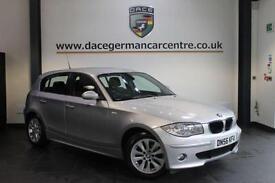 2006 56 BMW 1 SERIES 2.0 118I SE 5DR 128 BHP