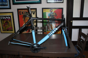 RITTE Crossberg CX Race Carbon Cyclecross cross frame fork Med