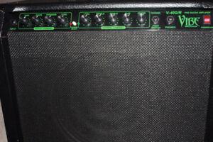 AMP / AMPLI ---- 40 WATTS ---- VIBE V-40G/R Pro Guitar Amplifier