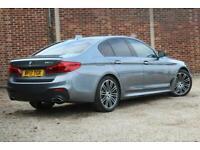 2017 17 BMW 5 SERIES 2.0 520D XDRIVE M SPORT 4D 188 BHP DIESEL