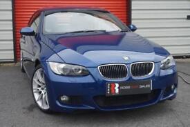 2007 BMW 3 SERIES 3.0 325I M SPORT 2D 215 BHP