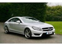 2012 Mercedes-Benz CLS 5.5 CLS63 BlueEFFICIENCY AMG 7G-Tronic Plus (s/s)