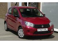2017 Suzuki Celerio 1.0 SZ2 Petrol red Manual