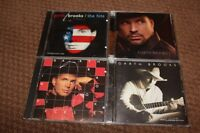 Garth Brooks CD's