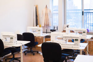 Sewing Classes in the heart of Edmonton