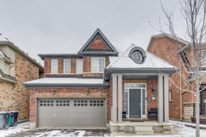 Stunning 4 Bedroom Detached in SouthFields, Caledon