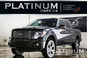 2012 Ford F-150  HARLEY-DAVIDSON/ XLT SUPERCREW/ 6.2L V8 engine