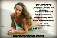 Outer Limits Personal Training - Summer Shape Up